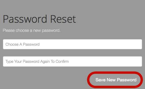 savepassword